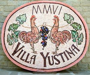 Вила Юстина