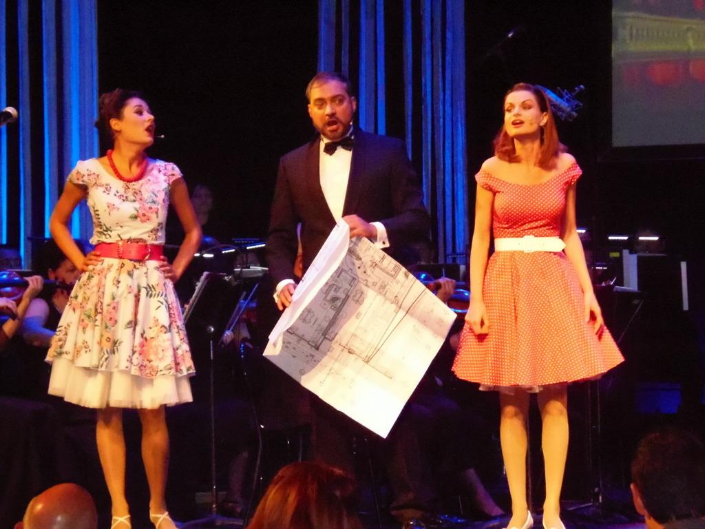 Певците поискаха от кмета нов дом за операта