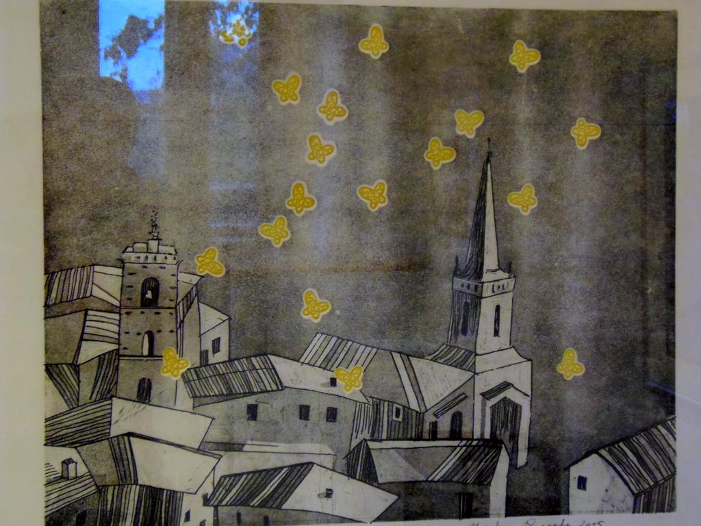 """Картина от проекта """"Макондо на Моника Роменска"""