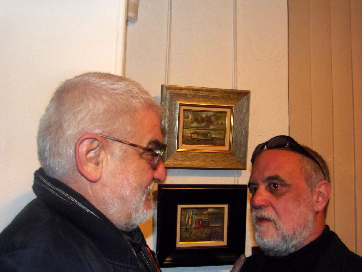 Емил Атанасов и Станимир Видев