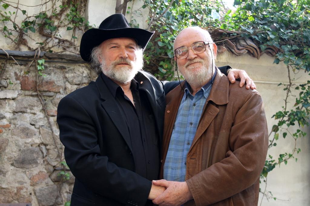 Димитър Рашков и Димитър Добрев