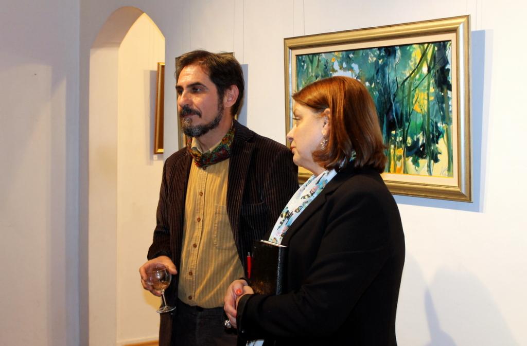 Владо Запрянов и Олга Петрова